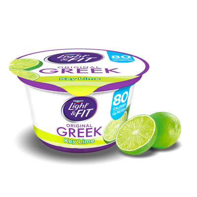 Light & Fit® Key Lime Greek Nonfat Yogurt