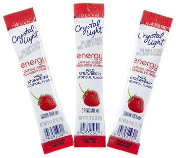 Crystal Light Energy Wild Strawberry Ready-to-Drink