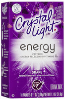 Crystal Light On The Go Energy Grape