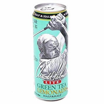 AriZona Arnold Palmer Half & Half Green Tea Lemonade