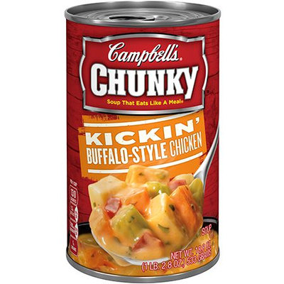Campbell's® Chunky™ Kickin' Buffalo-style Chicken Soup