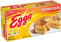 Kellogg's Eggo Homestyle Waffles