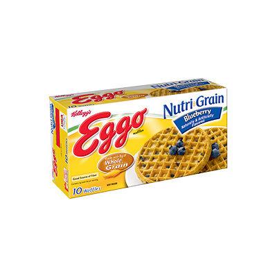 Kellogg's Eggo Nutri-Grain Blueberry Waffles