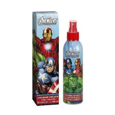 Air Val Air-val Avengers Assemble 6.8 Oz Cologne For Boys - AVE68BSCOLK