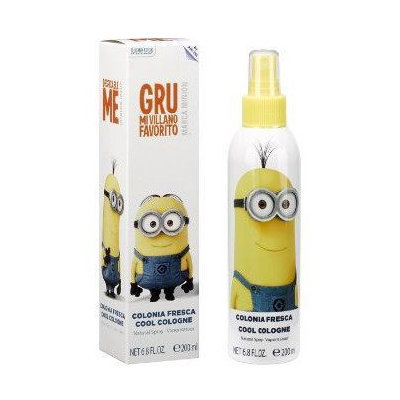 Air Val Air-val Despicable Me Minion Made 6.7 Oz Cologne For Kids - DESM67SK