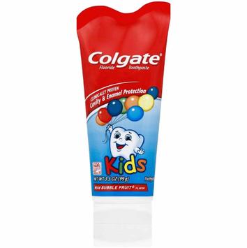 Colgate® Kids Cavity & Enamel Protection Toothpaste Mild Bubble Fruit®