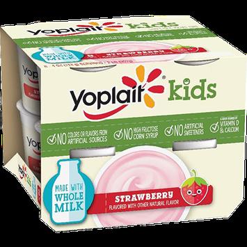 Yoplait® Kids Strawberry With Whole Milk Yogurt