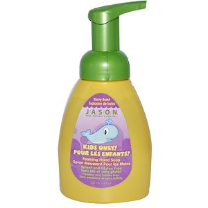 JĀSÖN Kids Only! Foaming Hand Soap Berry Burst