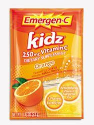 Emergen-C Kidz 250mg Vitamin C Orange