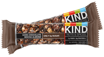 KIND® bars dark chocolate mocha almond