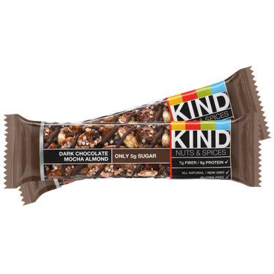 KIND® bars dark chocolate mocha almond