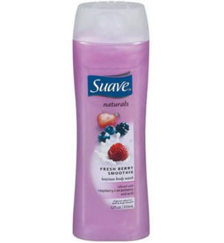 Suave® Naturals Fresh Berry Smoothie Body Wash