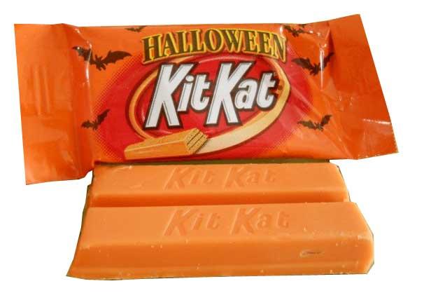 Kit Kat Orange and Cream