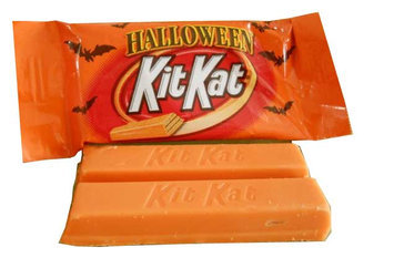 Kit Kat Orange and Cream