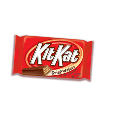 Kit Kat Crisp Wafers in Milk Chocolate