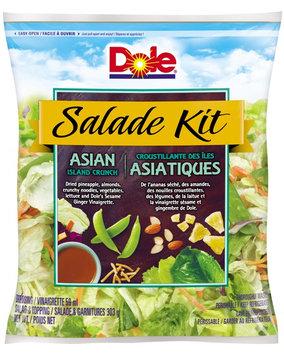 Dole Asian Island Crunch Salad Kit
