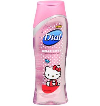 Dial® Hello Kitty Moisturizing Body Wash