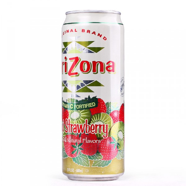 AriZona Kiwi Strawberry Juice Drink