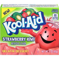 Kool-Aid Strawberry Kiwi Gelatin Dessert Mix