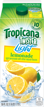 Tropicana® Twister Light Lemonade