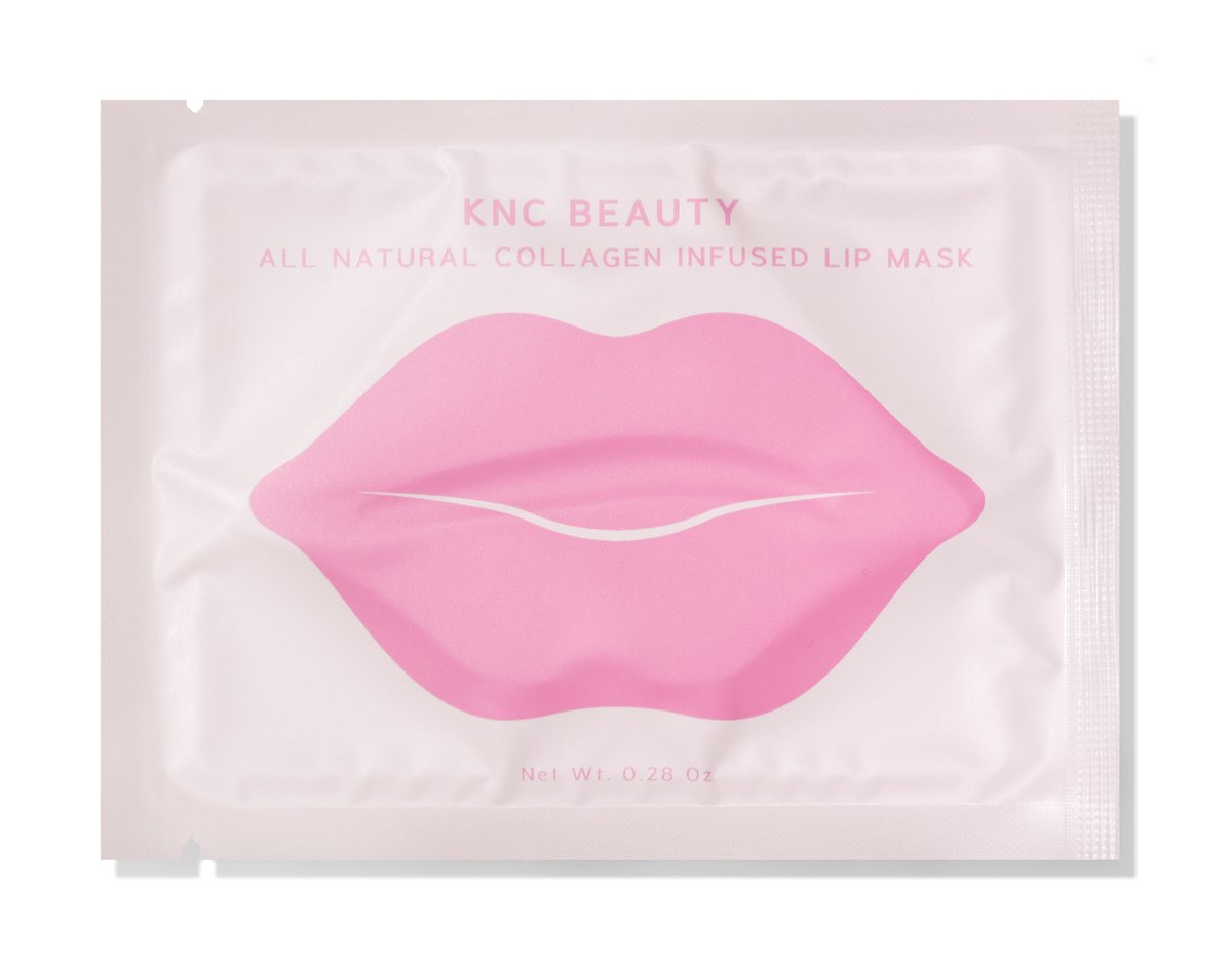 KNC BEAUTY™ All Natural Collagen Infused Lip Mask
