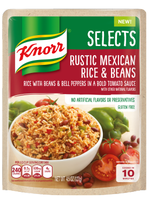 Knorr® Selects™ Rustic Mexican Rice & Beans