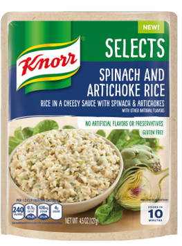 Knorr® Selects™ Spinach & Artichoke