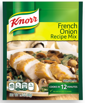 Knorr® French Onion Recipe Mix