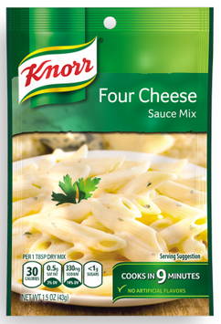 Knorr® Four Cheese Sauce Mix