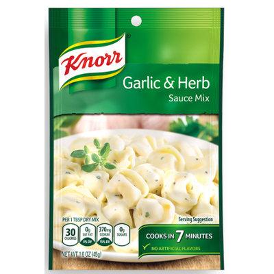 Knorr® Garlic & Herb Sauce Mix