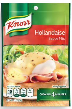 Knorr® Hollandaise Sauce Mix