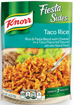 Knorr® Sides Fiesta Taco Rice