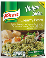 Knorr® Sides Italian Creamy Pesto Pasta