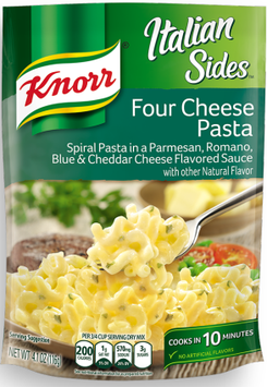Knorr® Sides Italian Four Cheese Pasta