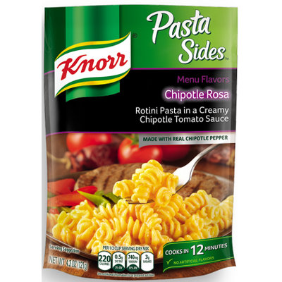 Knorr® Sides Chipotle Rosa Rotini Pasta
