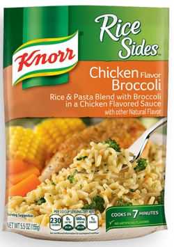 Knorr® Sides Chicken Broccoli Rice