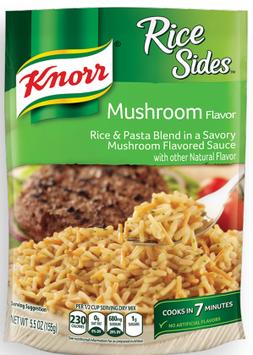 Knorr® Sides Mushroom Rice