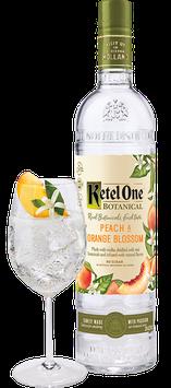 Ketel One® Botanical Peach & Orange Blossom Vodka