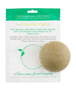 Konjac Sponges Pure Konjac Puff Sponge with Green Tea