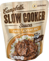Campbell's® Slow Cooker Sweet Korean BBQ Suace