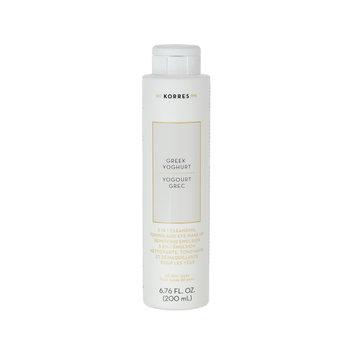 KORRES Greek Yoghurt 3 In 1 Cleansing Toning And Eye Make-Up Removing Emulsion