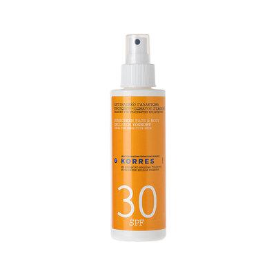 KORRES Yoghurt SPF 30 Sunscreen Face & Body Emulsion