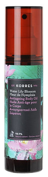 KORRES Water Lily Blossom Anti-ageing Body Oil