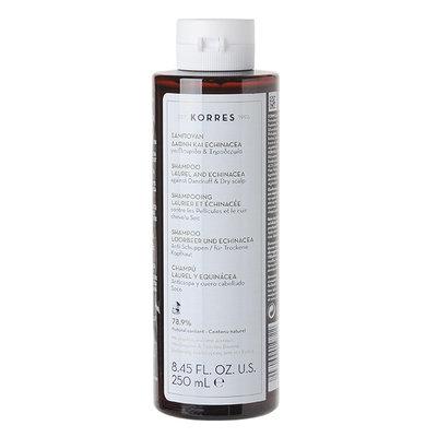 KORRES Laurel & Echinacea Shampoo