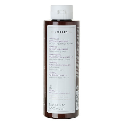 KORRES Almond and Linseed Shampoo