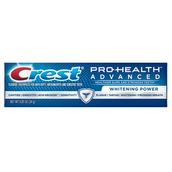 Crest Pro-Health Advanced Whitening Power Toothpaste