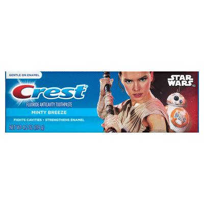Crest Pro-Health Disney Star Wars Kids Minty Breeze Toothpaste