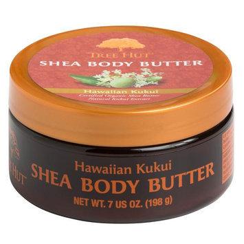 Tree Hut Hawaiian Kukui Shea Body Butter