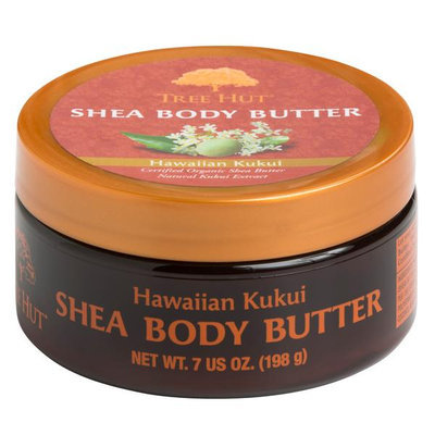 Tree Hut Hawaiian Kukui Shea Body Butter