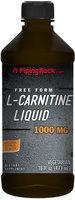 Piping Rock L-Carnitine Liquid 1000mg-Citrus 16 oz. Liquid